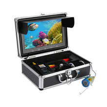 10″ HD 720P 30M 1000tvl Underwater Fishing Video Camera Kit ,HD Wifi Wireless For IOS Android APP Supports Video Record