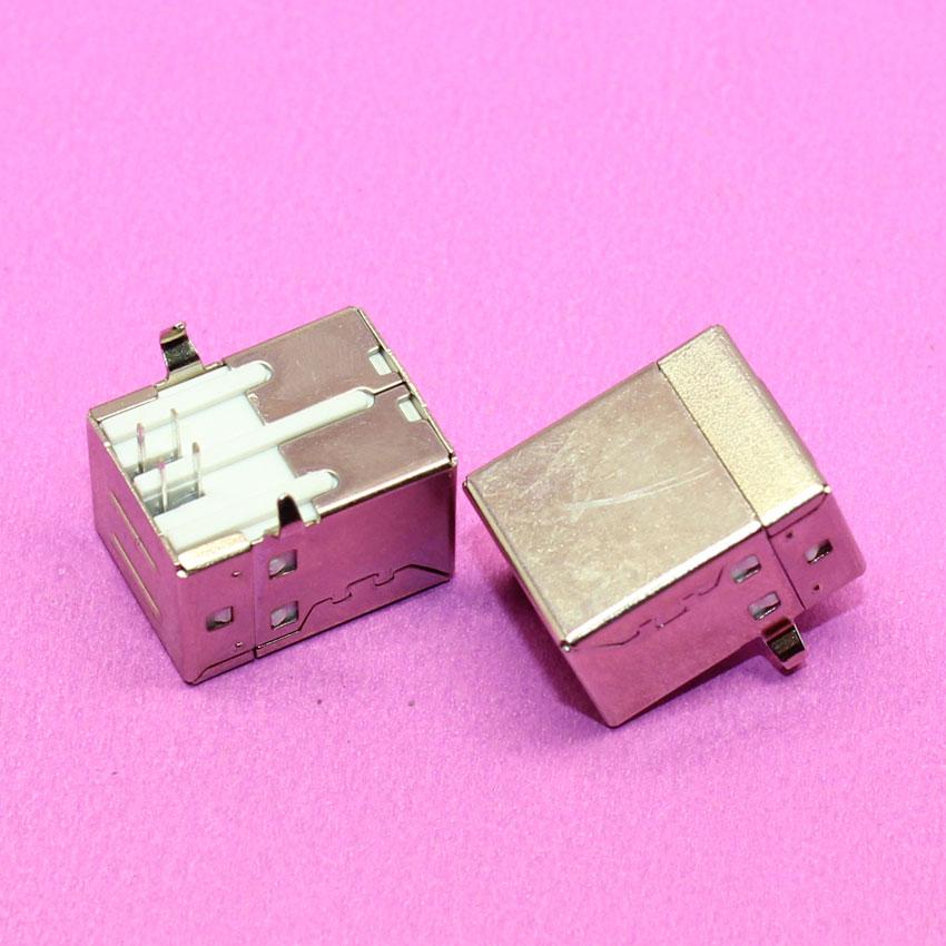 D-shaped square USB printer USB interface USB interface USB type B socket
