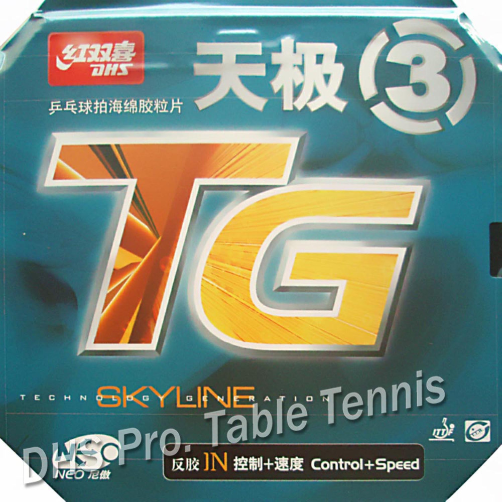DHS Sky Line 3 NEO (TG3 NEO) Table Tennis Rubber Skyline 3 NEO For Racket Ping Pong Bat