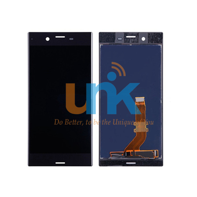 LCD Display For Sony Xperia XZ F8331 XZ Dual F8332 With Touch Screen Digitizer Assembly Original Black/Blue/White/Pink Color