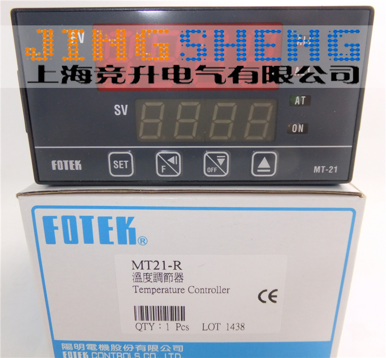 MT21-R Relay Output FOTEK PID+Fuzzy Microcomputer Control Mode Temperature Controller New & Original 96*48*80