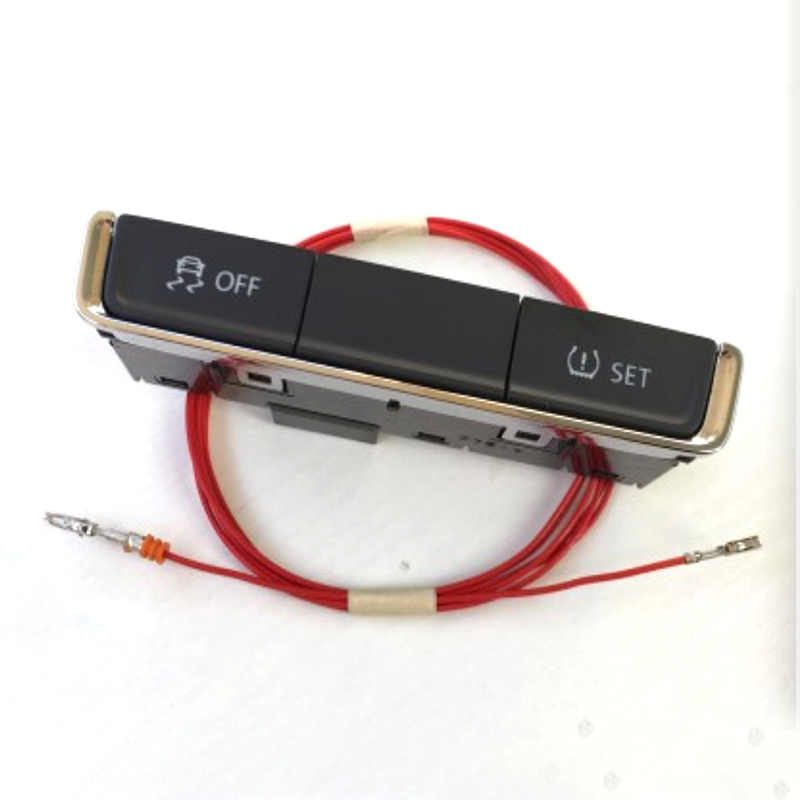 Tire Pressure Monitoring System TPMS Swtich Set With wire harness Fit for New Bora Lavida 18G 927 132 B 18G927132B