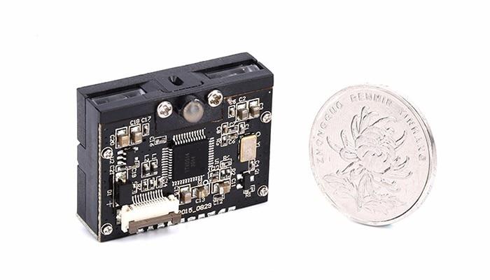 Module CCD Capteur USB 4mil Barcode Scanner Image 1D Intégré