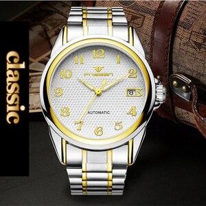 Image 3 - ผู้ชายนาฬิกา 2020 แฟชั่นนาฬิกาข้อมืออัตโนมัติชายนาฬิกา Hodinky Erkek Kol Saati นาฬิกาผู้ชาย