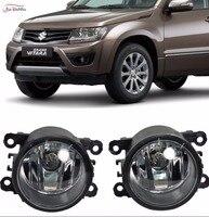 JanDeNing Samochodów Światła Przeciwmgielne Dla Suzuki GRAND VITARA 2006-2012 Przednie Światło Przeciwmgielne Światła Wymiana zestaw Montażowy (jeden para)