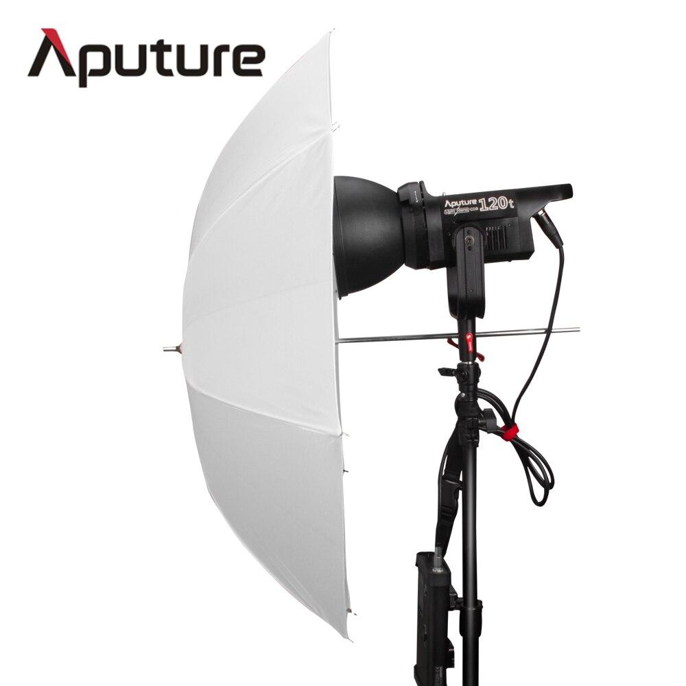 aputure ls c120t soft umbrella kit cob studio light tlci cri 97 led