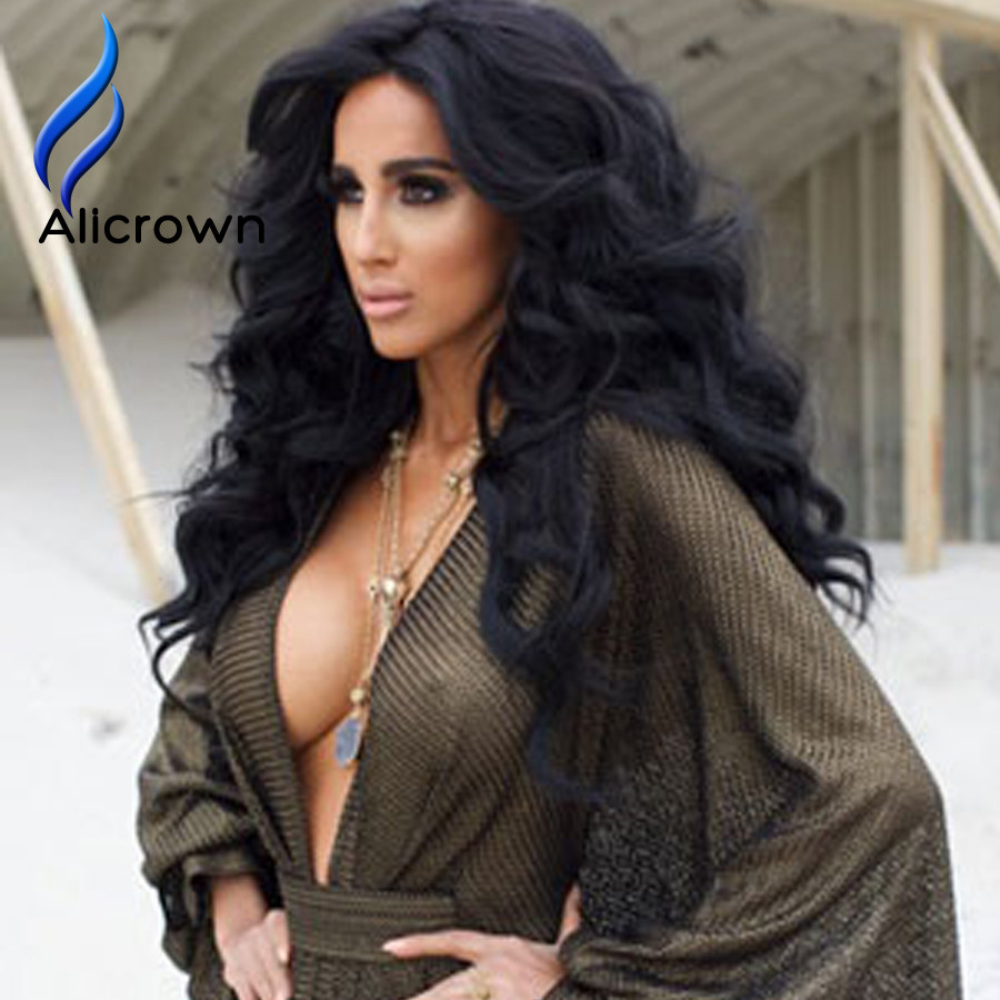 Alicrown 250 Density Full Lace Wigs For Black Women Human Hair Wig 8A Brazilian Virgin Hair Lace Front Wig Human Hair Lace Front (1)