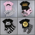 Bebé ropa bebe ropa Ocasional de la muchacha, pequeño Bebé Infantil del mono del bebé ropa infantil de la muchacha suave del bebé conjunto R3052