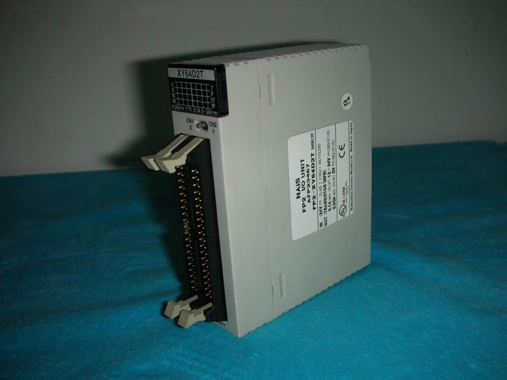 1PC USED * FP2-XY64D2T PLC