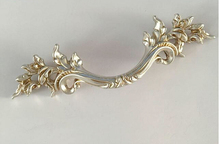 New 2015 European Style furniture Cabinet chest drawer handle metal handles antique-silver-bronze Knob