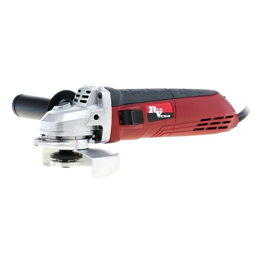 Angle grinder REDVERG RD-AG91-125E цена