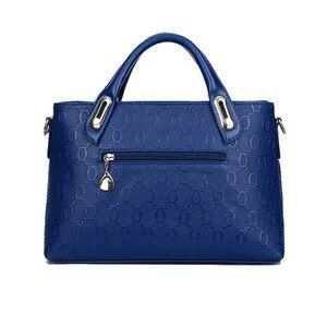 Image 5 - Znany projektant luksusowych marek kobiet torba zestaw dobrej jakości średni kobiet zestaw torebek nowych kobiet torba na ramię 4 częściowy zestaw
