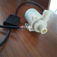 New Arrival ZX60A 12V Micro Magnetic Pump High Temperature Resistant Adjustable Speed Submersible Pumps 24W 2A 800L/H 6M