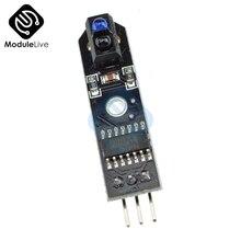 ИК инфракрасный линейный трек датчик слежения TCRT5000 препятствия Avoidanc модуль для Arduino AVR ARM PIC DC 5 V