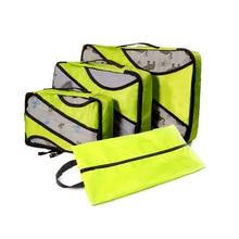 Women Luggage Waterproof Organiser Bags Oxford Travel Bags Women Traveling Bag Travelbag Luggage Bag 3 PCS Luggagebag