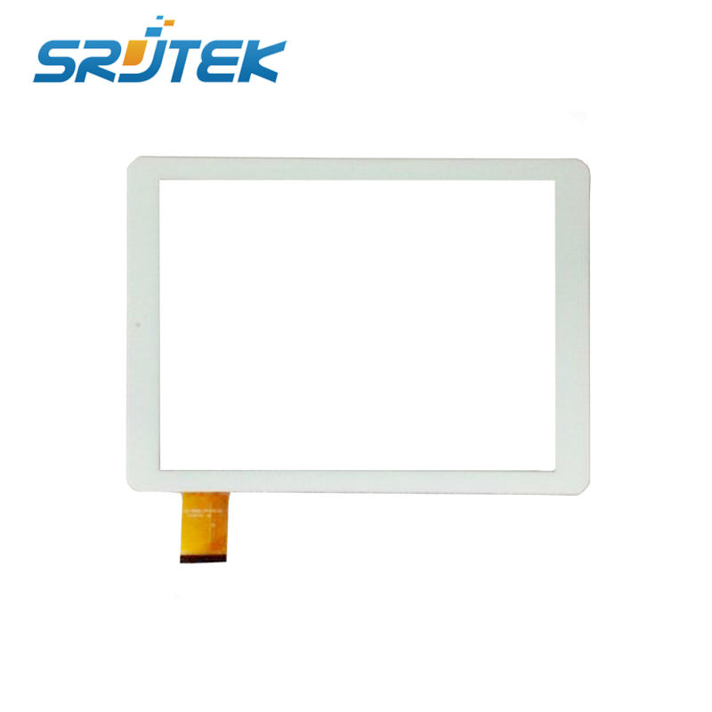 все цены на  Tested New Touch Screen Digitizer Glass Panel Sensor 9.7