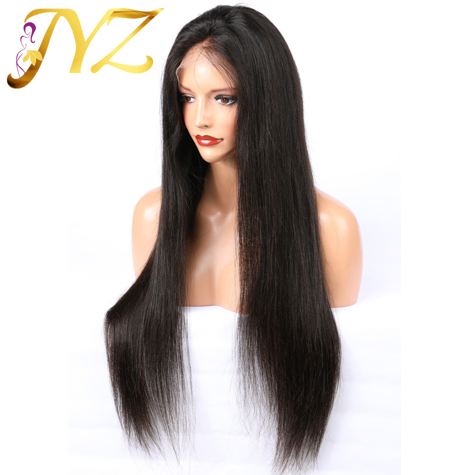 Brazilian Straight Full Lace Wigs 8