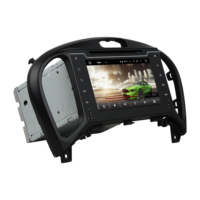 4GB RAM 2 din 7 Android 9.0 Car DVD Player for Nissan Juke 2004 2005 2016 With GPS Radio Bluetooth WIFI Mirror link USB DVR