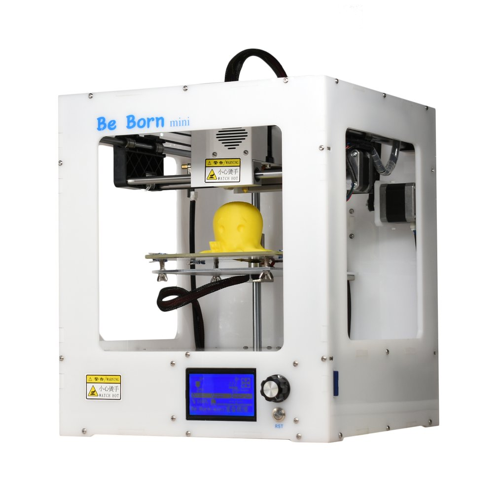 DIY Open Build Large Printing Area Printer High Borosilicate Glass 3D Printer Kit With Heated Bed 100 240V Printing Machiness