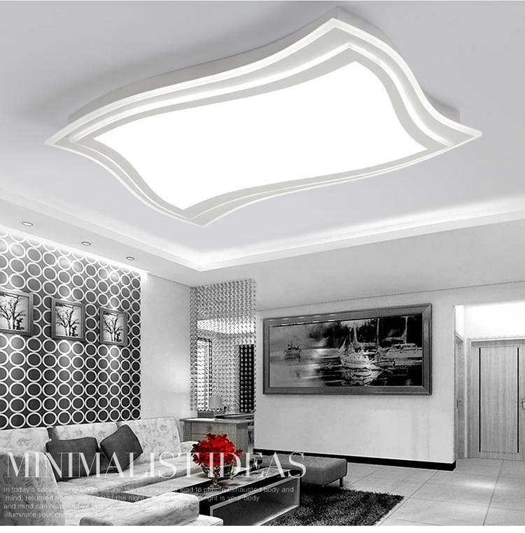 Herrlich Ultra-dünne Quadratische Deckenleuchte Led Einfachen Moderne Warme Persönlichkeit Atmosphäre Kreative Schlafzimmer Wohnzimmer Restaurant Lampen Cl Fg57 Modische Und Attraktive Pakete Licht & Beleuchtung