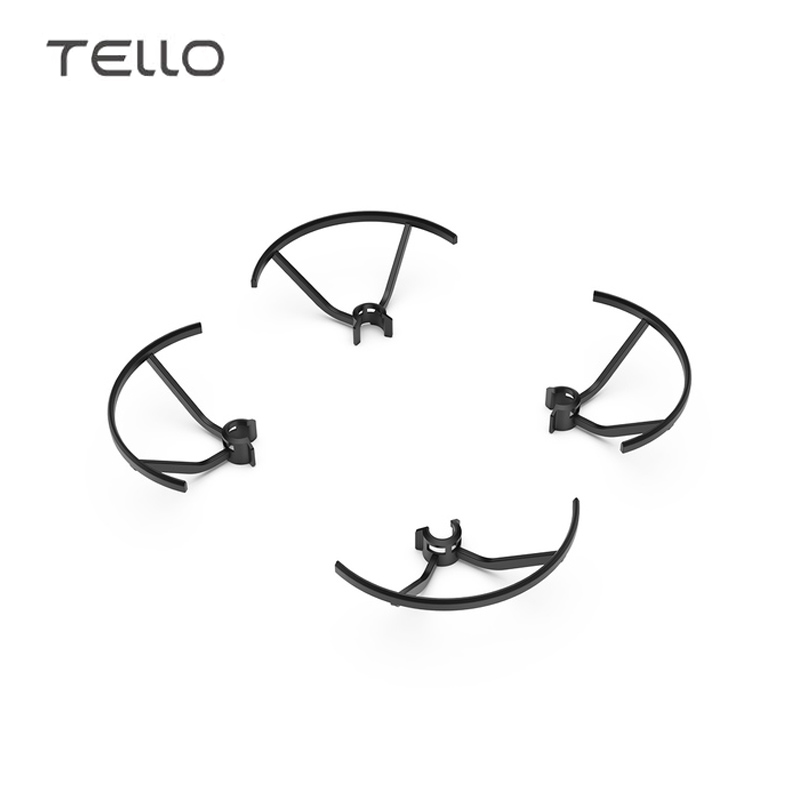 Tello Propeller Guard Ryze Tello Drone Protector Guards For DJI Tello Easy Mount Parts Accessories Original