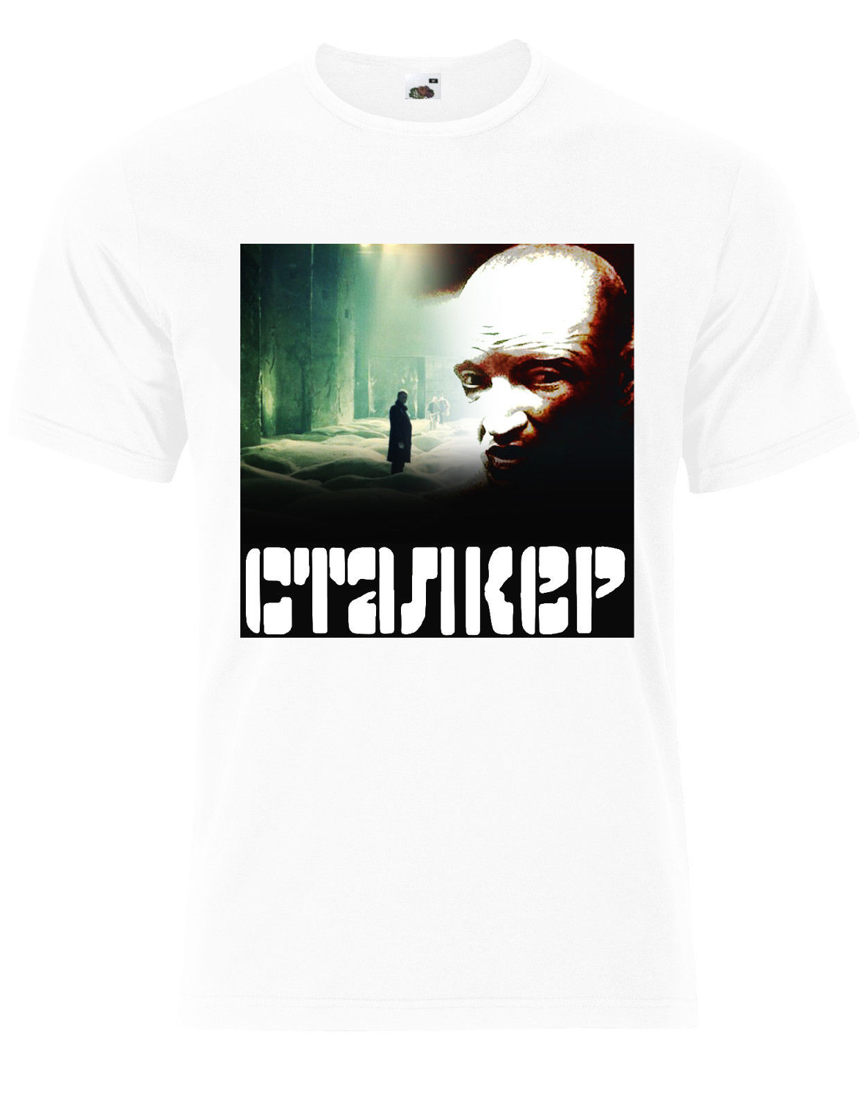 Stalker <font><b>1979</b></font> Film Russian Roadside Picnic Mens <font><b>Tshirt</b></font> Tee Top AI75 Cool Casual pride t shirt men Unisex New Fashion <font><b>tshirt</b></font> image