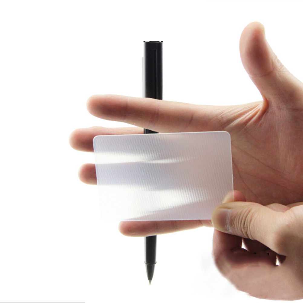 Card Perspective Distortion Close Up Street Magic Tricks Kids Tricky Easy To Do For Beginner