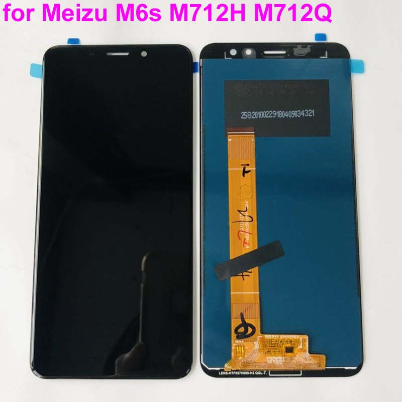 """Original New For 5.7"""" Meizu M6S Meilan S6 Mblu S6 M712H M712Q LCD Screen Display+Touch Panel Digitizer Assembly For M6s Mblu S6-in Mobile Phone LCD Screens from Cellphones & Telecommunications on AliExpress - 11.11_Double 11_Singles' Day 1"""