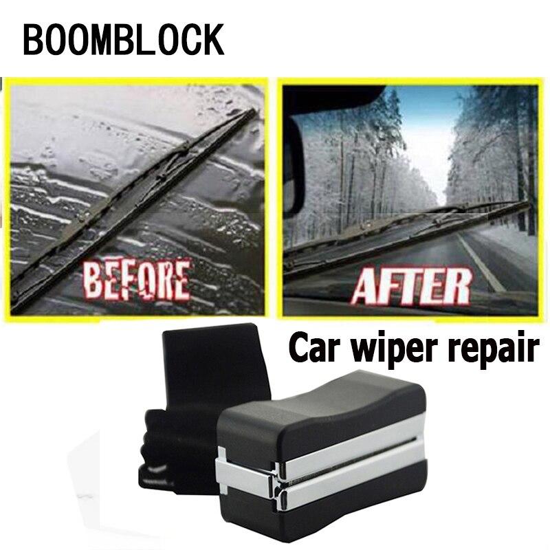 все цены на BOOMBLOCK 1pcs Car Styling Wiper Repair Refresh Tool Parts For Opel Astra H G J Volvo S60 V70 XC90 XC60 Citroen C5 C4 C3 Subaru онлайн
