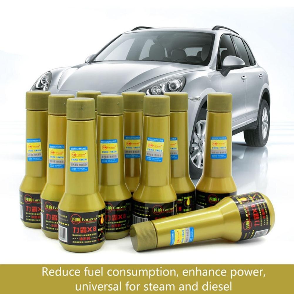 30ML Diesel Fuel Saver Additive Car General Gasoline Diesel General Fuel Oil Saver Carbon Cleaning Agent Fuel Additive