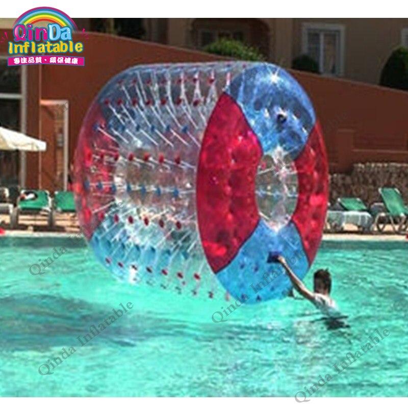 Надувной мяч играть в воде, надувной шарик воды море велосипеды
