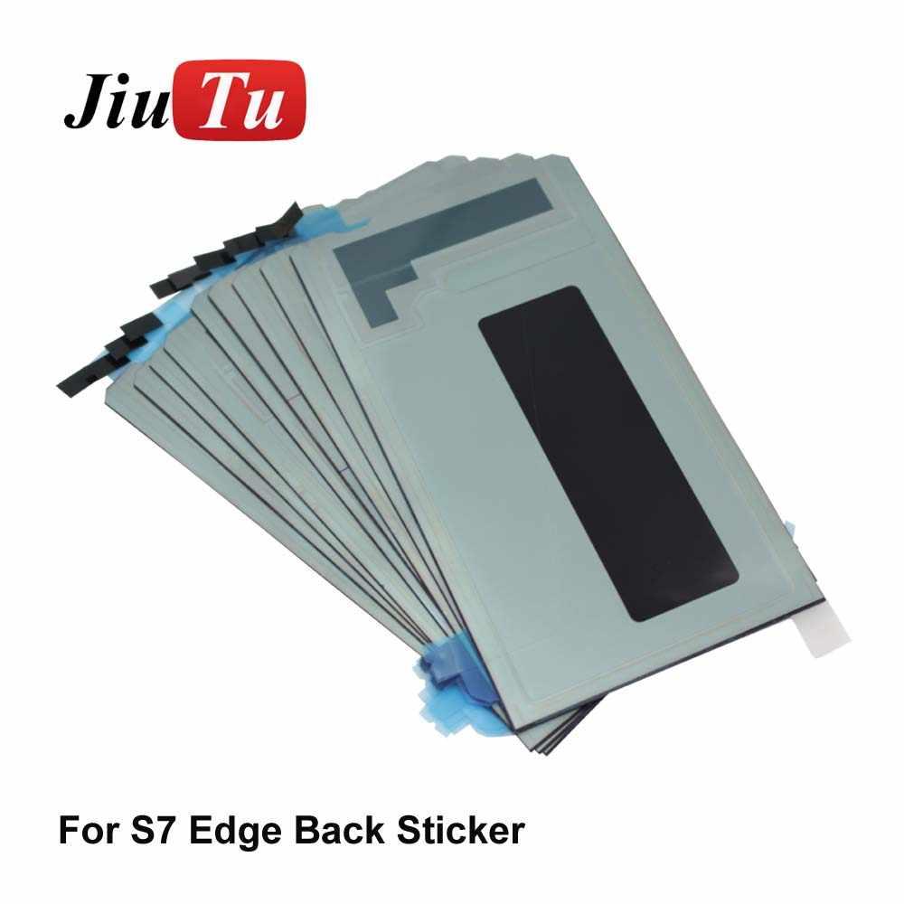 الإطار الأوسط لاصق ملصق لسامسونج غالاكسي S6/S6 حافة/S7 حافة/S8/S8 زائد/S9/S9 Plus شاشة LCD إصلاح