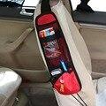 Bolsillo impermeable Styling Car Asiento Trasero Bolsa de Almacenamiento Taza de Bebida recibe el bolso Organizador Del asiento de coche Auto Asiento Side Volver Almacenamiento bolsillo