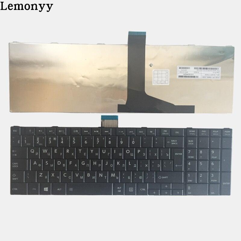 Russian FOR TOSHIBA C850 C855D C850D C855 C870 C870D C875 L875 L850 L850D L855 L855D L870 L950 L950D L955 L955D Laptop Keyboard