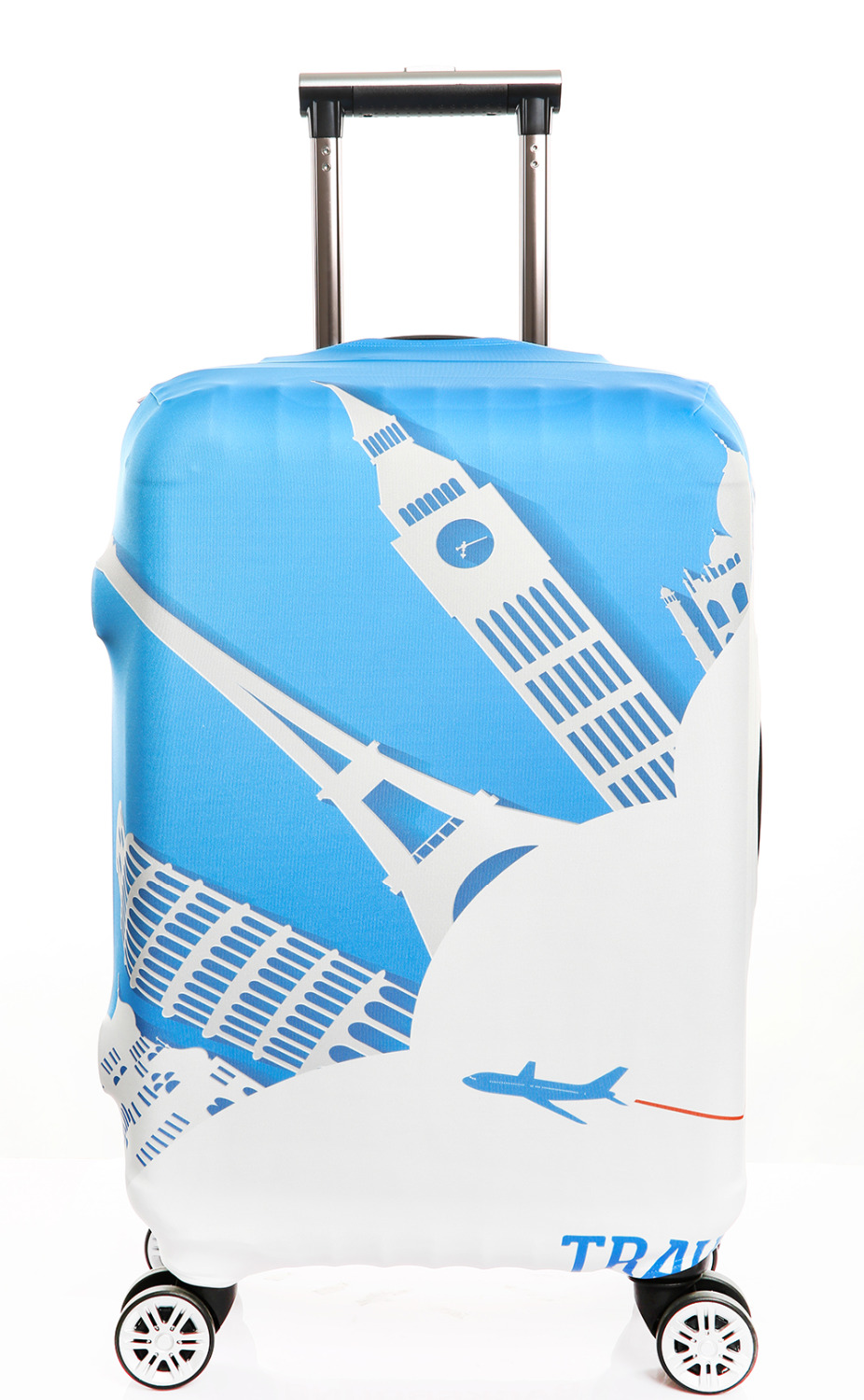 Luggage Cover Travel Suitcase Cover Dustproof Spandex