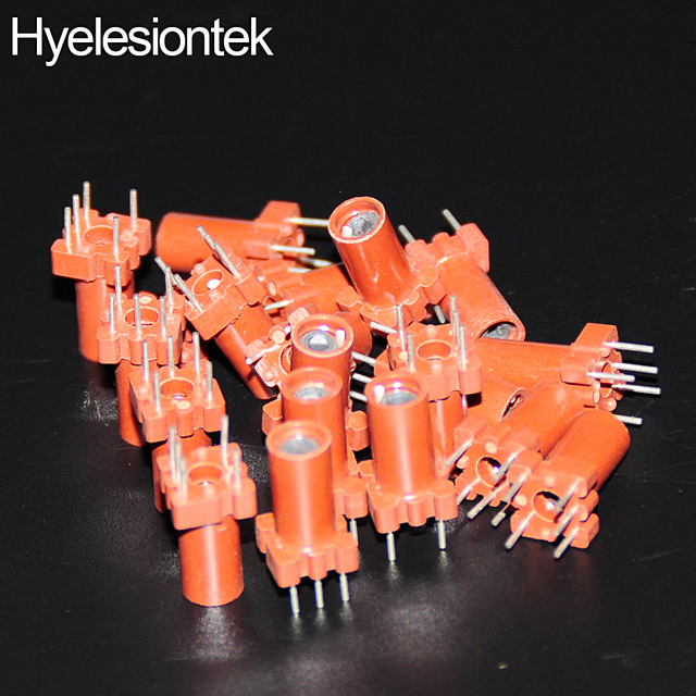 20pcs Adjustable Inductor Shell Skeleton Empty Variable Ferrite Core Without Inductor Coil 25-100MHZ Form Your Own Inductor