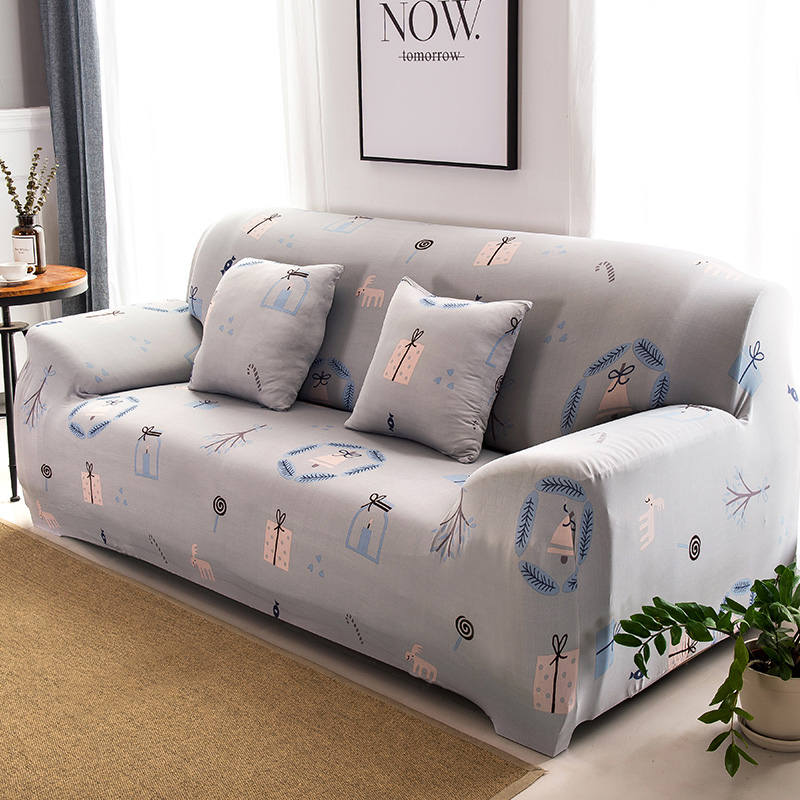 scandinavian style sofa high back modern scandinavian style sofa covers for living room corner universal elastic stretch couch cover sectional cubre sofain from home