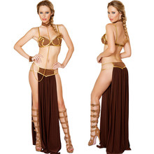 4pcs Set Sexy Indians Girl Uniforms Arab Clothing Cleopatra Costumes Egyptian Goddess Dress Cosplay Halloween