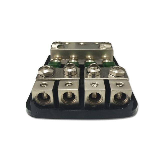 online shop car fuse box 12v afs fuse holder nickel plated car rh m aliexpress com