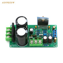 50W+50W Integration dual channel LM4766T Power amplifier finished board With rectifier filter capacitor Beginners best amplifier