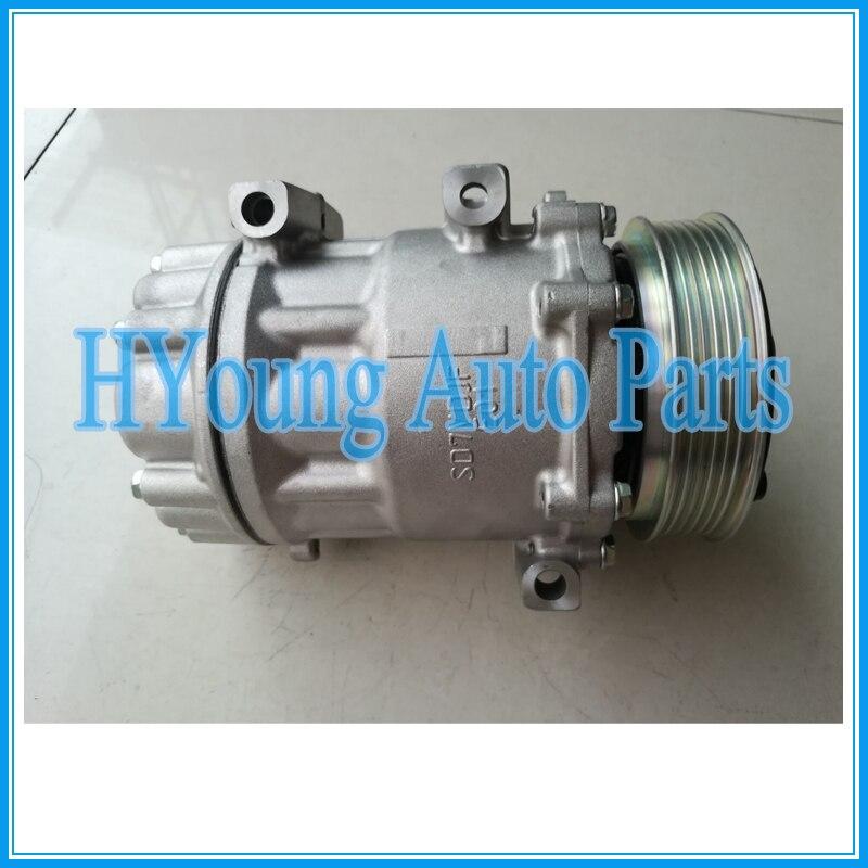 De aire del compresor a/c para Citroen Jumpy 120 HP 2L HDi 2014 9800854780 de China suministro - 4
