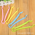 Random Delivery Slip Resistant Baby Pacifier Clip Baby Bottle Rack Antiskid Anti Hot Bottle Disinfection Clip Cleaning Tool