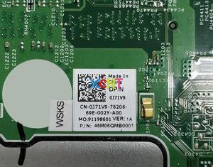 Image 4 - עבור Dell Inspiron 3168 CN 0J71V9 0J71V9 J71V9 15299 1 PWB: y619T w N3710 מעבד DDR3L מחשב נייד האם Mainboard נבדק