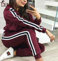 2 Pieces Outfits Set Spring Long Sleeve Thicken Jogging Suits Hooded Sweatshirts and Pants Women Casual Sport Suit ZOGAA
