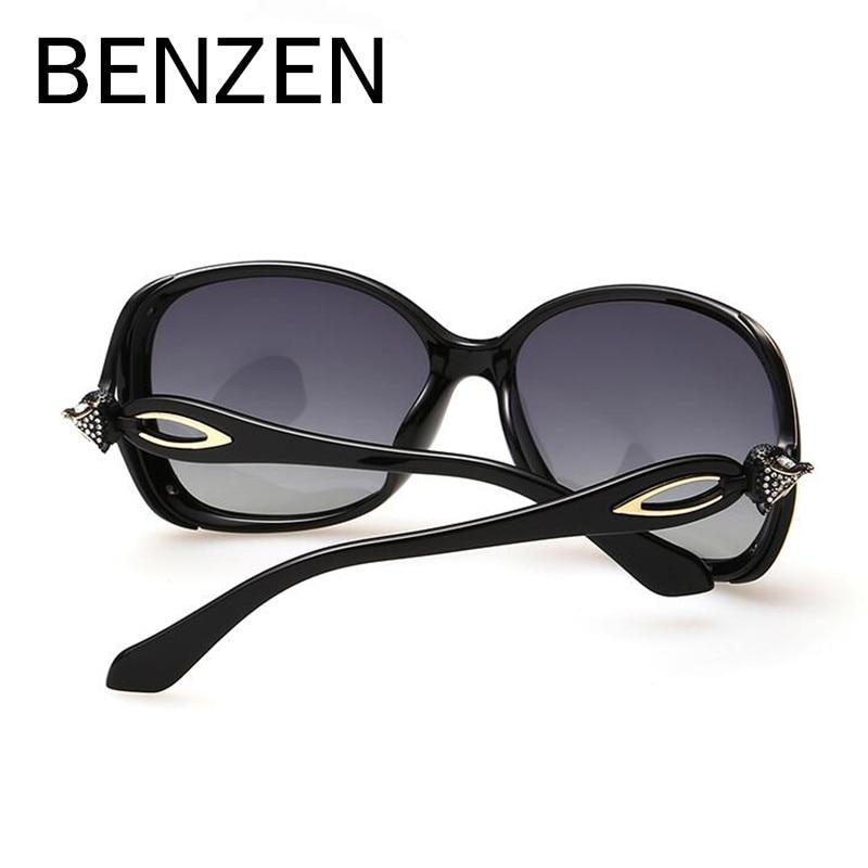 BENZEN Sonnenbrille Frauen Polarisierte Weibliche Sonnenbrille Für - Bekleidungszubehör - Foto 3