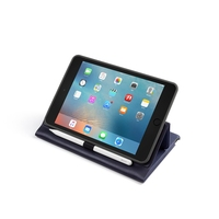 case ipad 7 Color Backlight Case for iPad Mini 5 Mini 4/iPad Mini 2019 Tablet Bluetooth Keyboard Leather Case Set with Bracket Pen Holder (2)