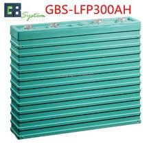 1 шт. gbs 3.2V300AH LIFEPO4 Батарея для электрического автомобиля/Солнечная/ups/хранения энергии и т. д. GBS-LFP300AH