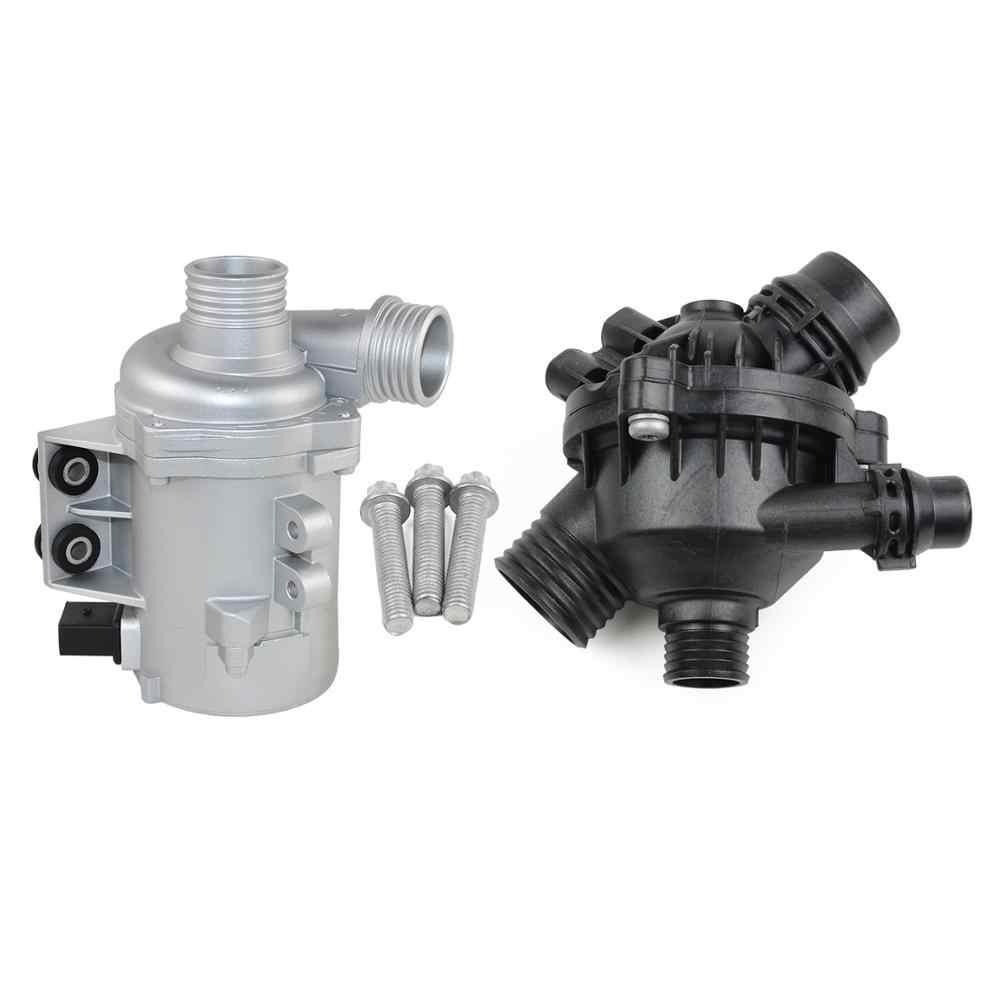 AP02 Электрический водяной насос и термостат & Болт для BMW 128i 325i 325xi 328i 328xi 330i 330xi 525i 525xi 528i 528xi 530i 530xi x3 x5 z4