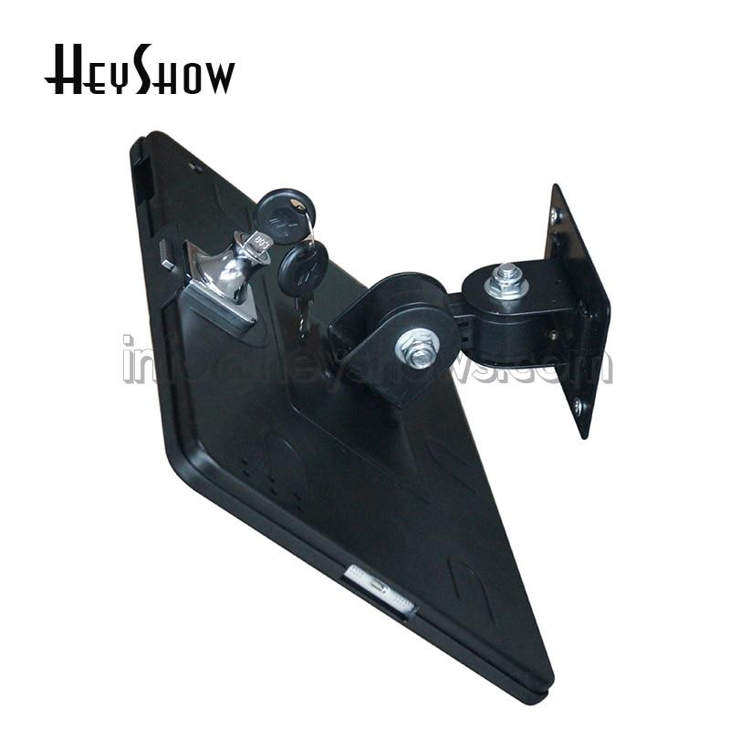 Настенное крепление для планшета Ipad безопасный замок стенд киоск Противоугонный чехол для безопасности для Ipad 234 Air-2