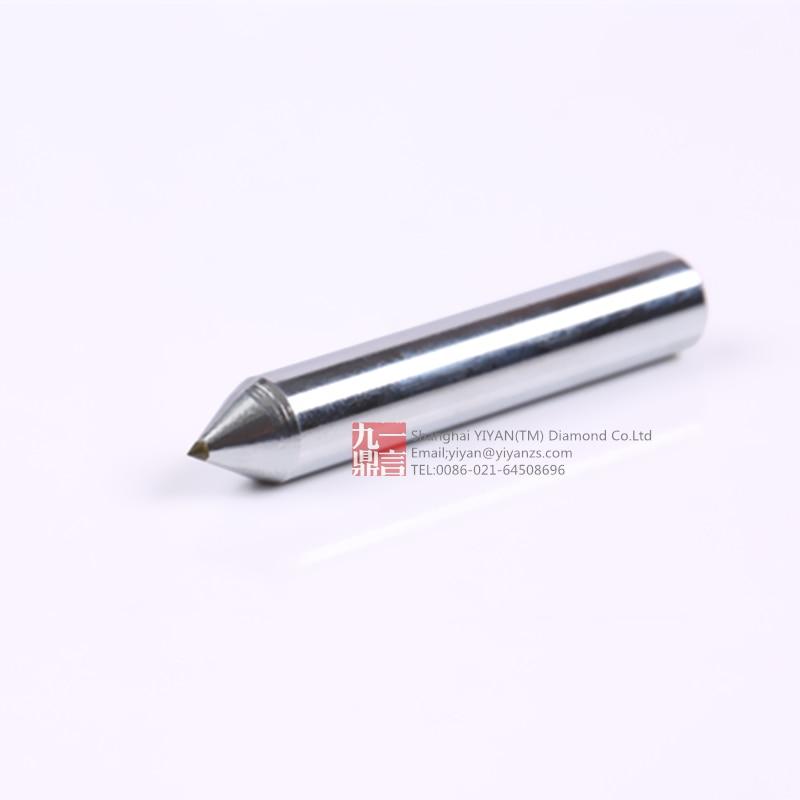 6,35 mm * 50 mm * 60 laipsnių deimantiniai tempimo antgalių - Elektrinių įrankių priedai - Nuotrauka 2